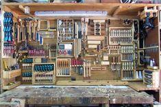 Top 80 Besten Werkzeug Speicher Ideen U2013 Organisiert Garage Designs