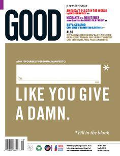 GOOD Magazine | Issues