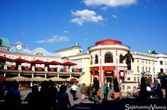 Vienna Prater, Amusement Park, Museum Madame Tussauds Vienna Prater, Madame Tussauds, Amusement Park, Street View, Museum, Museums