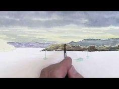 Peindre un ciel breton par Alain Meyer 2015 - YouTube