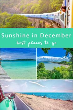 Sunshine In December: Where To Travel To - Journey of a Nomadic Family Group Travel, Family Travel, Best Places To Travel, Places To Visit, Port Of Spain, Valley Of Fire, South Island, Travel Inspiration, Travel Ideas