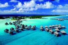 Bora Bora is a place to be.
