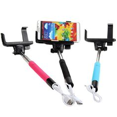 Selfie Stick Monopod with Build-in Bluetooth from A-Mire Offer Extendable Phone Holder with Bluetooth Shutters Remote Self-shooting Best for Travel for iPhone iPhone 6 Plus, iPhone 5 Smartphone, Have the perfect picture Now! Selfie Stick, Phone Holder, Shutters, Cell Phone Accessories, Iphone 6, Bluetooth, Remote, Smartphone, Samsung