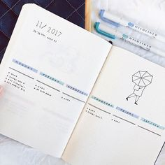 Bullet journal layout ideas and bullet journal ins. Bullet journal layout ideas and bullet journal inspiration, bullet journal doodles, bullet journal covers. Bullet Journal Simple, Bullet Journal Doodles, Bullet Journal Weekly Layout, Bullet Journal Themes, Bullet Journal Spread, Bullet Journal Inspiration, Filofax, Bujo, Weekly Log