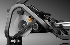 Matrix Rower - by Yifei Zha and Mrako Fenster / Core77 Design Awards