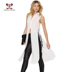 Check this out on my store : A Forever 2017 Summer Women Tops http://stylashion.com/products/a-forever-2017-summer-women-tops-white-kimono-chiffon-shirt-lace-up-maxi-top-open-front-sides-slit-sexy-kimono-women-shirt-1052?utm_campaign=crowdfire&utm_content=crowdfire&utm_medium=social&utm_source=pinterest