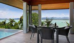 Padma villa on the island of Phuket in Thailand