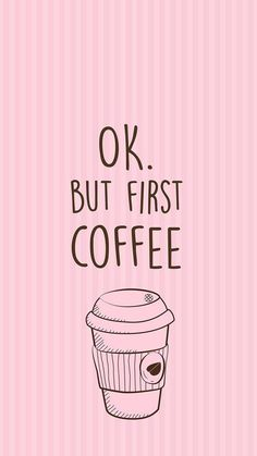 Primero el #Cafe