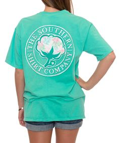 Just in time for summer! This ultra soft tee from Southern Shirt is just what you need for those sunny days on the boat or at the beach!