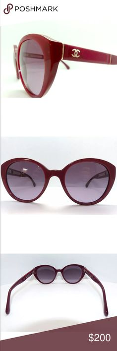 Chanel ladies sunglasses NWT Chanel ladies sunglasses. Previous floor model. Little to no signs of wear. Steal at a wholesale price. CHANEL Accessories Sunglasses