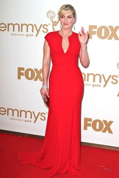 Promis in Rot: Mode auf dem roten Teppich