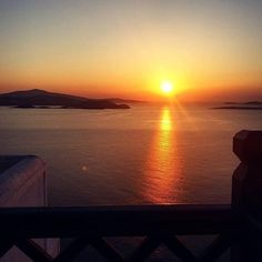 ・・・ Early morning view in Astypalaia www. Morning View, Early Morning, Beautiful Sunrise, My Escape, Greece, Wanderlust, Celestial, Island, Sunset
