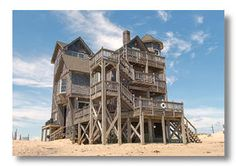 Nights in Rodanthe...loved the movie and the house (sigh:)