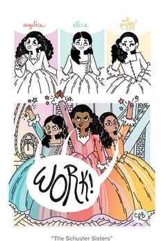 The Schuyler Sisters
