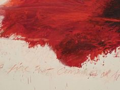 Cy Twonbly