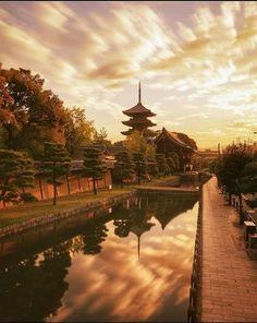 Quioto, Japão.  Fotografia: Cortesia de  @ ui_hii618love.