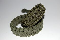 22 Little Known Uses Of 550 Paracord... Love this guys blog!