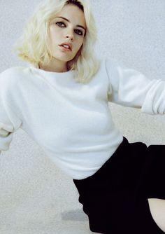 Felicity Jones - Lula Magazine - Issue 19