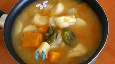 Cooking Korean food with Maangchi undefined<br> Doenjang Jjigae Recipe, Kimchi Jigae Recipe, Seafood Soup, Seafood Recipes, Soup Recipes, Cooking Recipes, Asian Recipes, Mexican Food Recipes, Ethnic Recipes