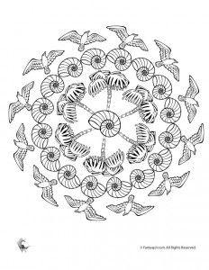 Summer Mandalas