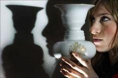 Rubin Vase Optical Illusion in Shadow - http://www.moillusions.com/rubin-vase-optical-illusion-in-shadow/