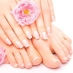 Classic French Manicure And Pedicure Designs ❤ Learn How To Do Manicure And Pedicure In No Time ❤ See more ideas on our blog!! #naildesignsjournal #nails #nailart #naildesigns #toes #toenails #manicureandpedicure #pedicure Pedicures, Manicure Y Pedicure, Manicure At Home, Natural Nail Polish, Natural Nails, How To Do Manicure, Nail Art Courses, Tree Nails, Organic Nails