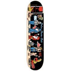 Polar Deck Skate Club 8,125: incl. Griptape for FREE! ArtNr 10004053 Skateboards, Deck, Club, Sports, Free, Hs Sports, Decks, Skateboard, Sport