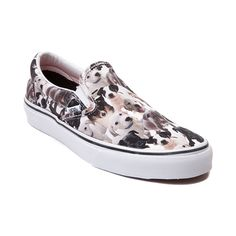 Shop for Vans x ASPCA Slip On Puppies Skate Shoe in Black at Journeys Shoes.
