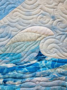 Sampaguita Quilts: Making Waves