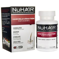 Shop the best Nu Hair Hair Rejuvenation for Women 60 Tabs products at Swanson Health Products. Trusted since we offer trusted quality and great value on Nu Hair Hair Rejuvenation for Women 60 Tabs products. Anti Hair Loss, New Hair Growth, Hair Thickening, Hair Loss Women, Hair Loss Remedies, Tumblr, Prevent Hair Loss, Hair Regrowth, Hair Loss Treatment