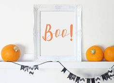 Halloween Print from Etsy