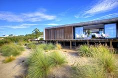 This stunning modern house is located metres from Pego Beach, on the Alentejo coastline. The single-storey luxury villa, which rises from the sand dunes, has a private heated pool, sunny terrace, landscaped gardens and breathtaking views. It is located in Comporta, one of Portugal's most exclusive coastal areas; Pego Beach has been named Portugal's best beach for its clear waters and clean silky […]