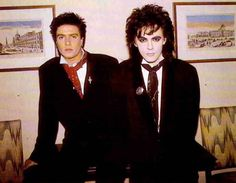 Could they be vampires? That would explain why Simon is still so beautiful