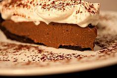 Chocolate Kahlua Pie