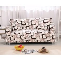 Decorative Stretch Sofa Cover Give Your Favorite Old Sofa A New Rejuvenated Look ! x Stretchable Sofa Cover # DIY Home Decor videos Decorative Stretch Sofa Cover Modular Furniture, Sofa Furniture, Kids Furniture, Living Room Furniture, Furniture Showroom, Steel Furniture, Retro Furniture, Furniture Covers, Refurbished Furniture