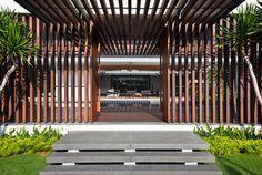 Enlosed Open Opera - Six Ramsgate by Wallflower Architect, Singapore.