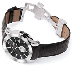 Montegrappa NeroUno Lifestyle Steel Watch