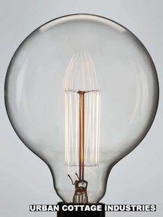 Oversized lightbulb