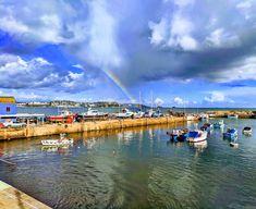 Paignton Harbour Rainbow ... Torbay ... Google Pixel XL ... ƒ/2 ... 1/2513 ... 4.67 mm ... ISO49 Google Pixel Xl, Rainbow, Pictures, Photos, Rainbows, Rain Bow, Resim, Clip Art
