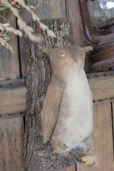 Olde owl~