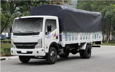 Xe tải veam VT750 Xe veam 7 tấn máy hyundai - Tư vấn xe tải Đại lý xe tải giá tốt