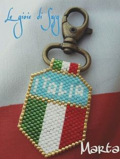 Portachiavi Italia