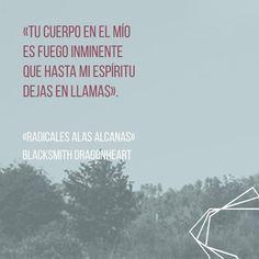 «Radicales alas alcanas» por Blacksmith Dragonheart.   Diseño: Fiesky Rivas