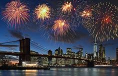 There's no shortage of hoopla in New York on national holidays, and July Fourth ... - M. Shcherbyna/shutterstock