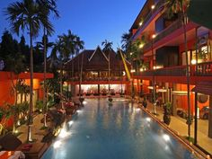 Golden temple hotel Cambodia