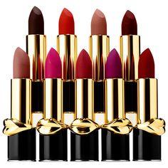 Pat McGrath Matte Trance Lipsticks for Fall 2017 #Beauty #Beautyinthebag