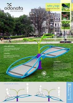 Accessible wheelchair see saw (University project) on Behance