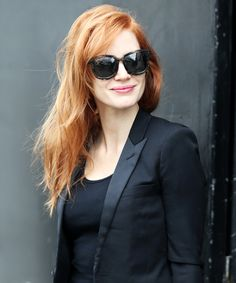 Jessica Chastain's NYC apartment photos are ALL kinds of glorious