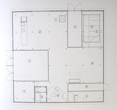 Casa de fin de semana / Weekend House, Ryue Nishizawa, Japón / Japan, 1997-98