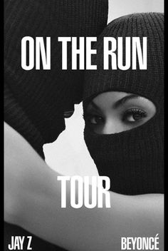 Beyonce and Jay Z On The Run Tour - Had a great time at the show last night - Rose Bowl! Beyonce Live, Beyonce Album, Jay Z Tour, Run Tour, Mrs Carter, Blue Ivy, Tour Posters, Everything, Musica